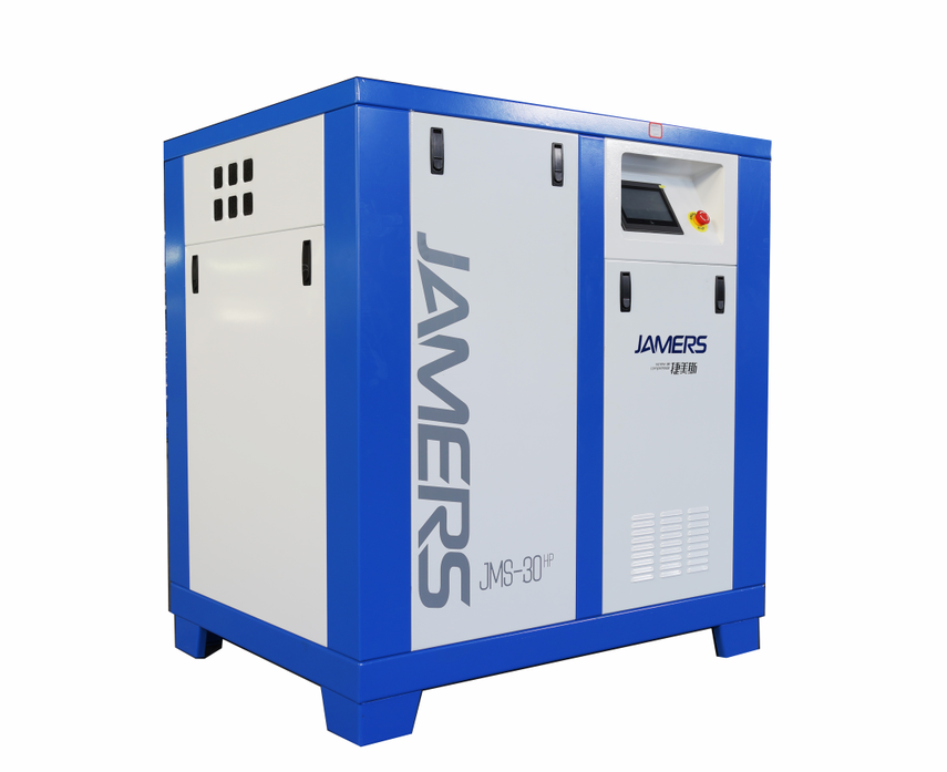 空压机使用高效永磁变频电机的优点