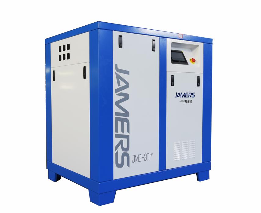 「厦门永磁变频空压机」空压机换热器的生物清洗方法-美博